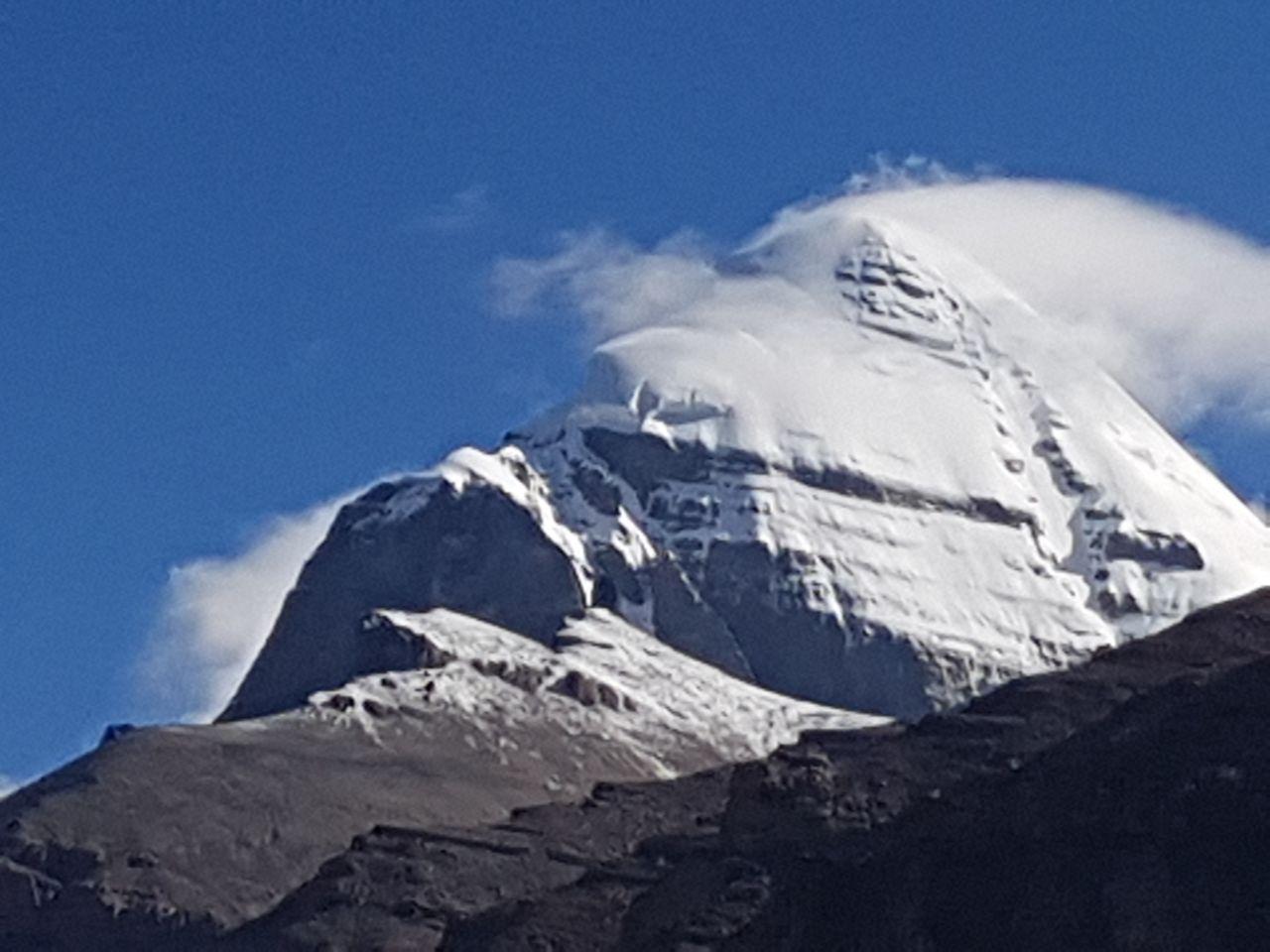 About mount kailash (parvat)