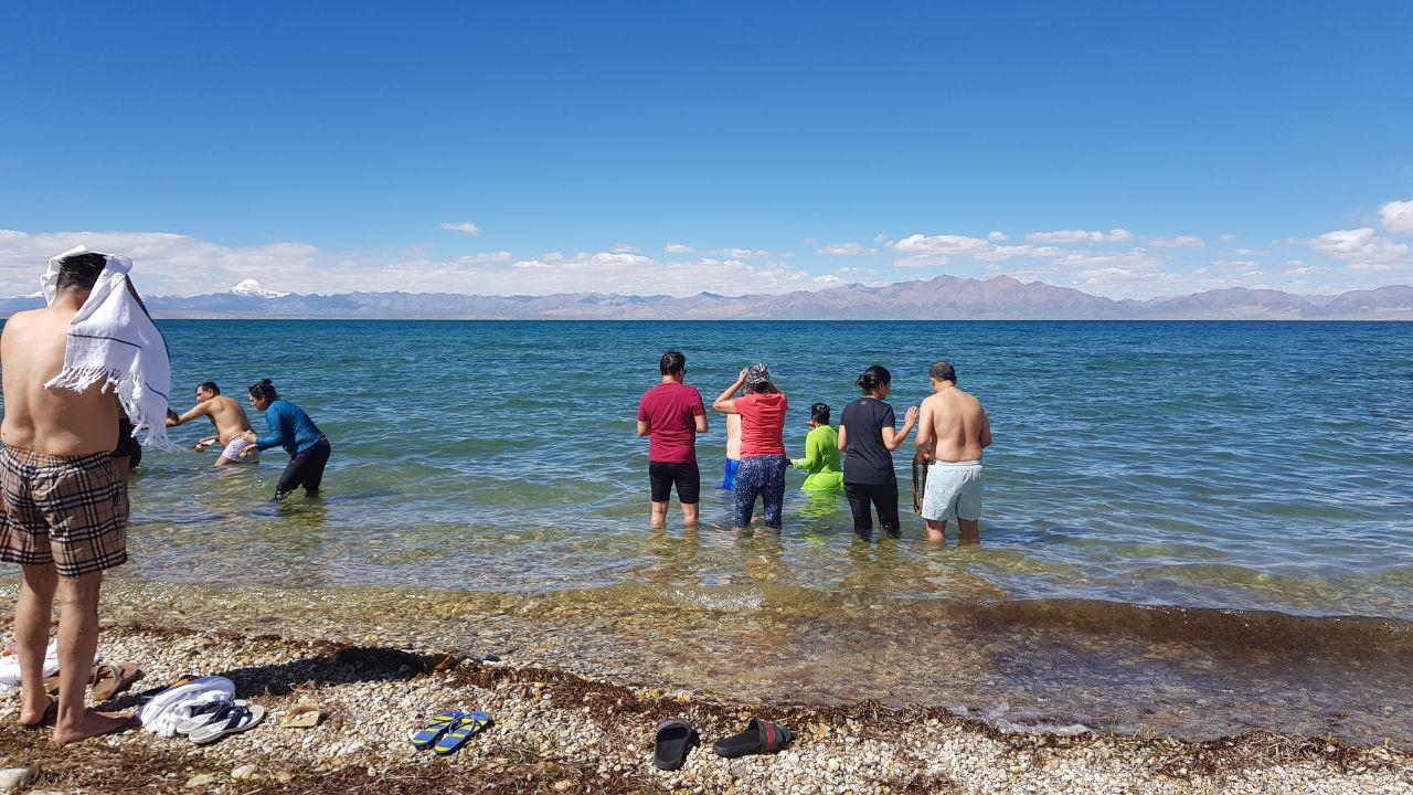 Story about Mansarovar Lake